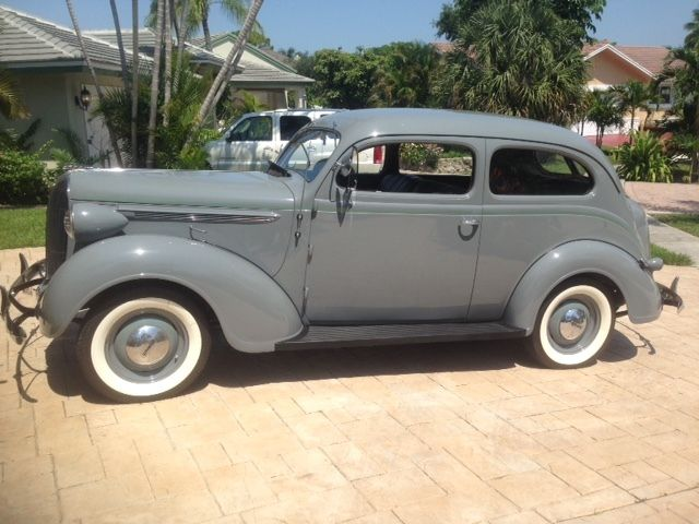 1938 Plymouth P6coupe American Classic For Sale