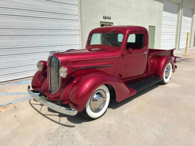 Plymouth Pickup Truck Auto V Chevy Ford Dodge on 1937 Ford Vin Number Location