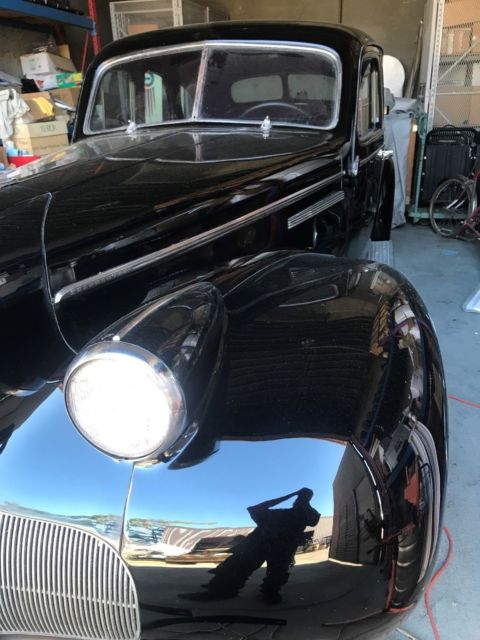 1939 Buick Roadmaster 81 Series Dual Sidemounts Rare Low Reserve