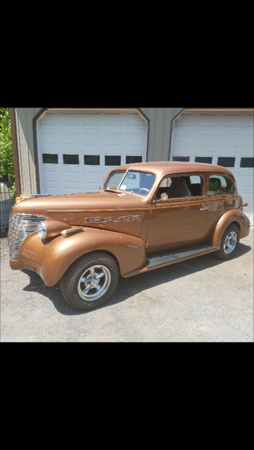 1939 chevrolet 2 door sedan camaro chasis 350 sbc engine for 1939 chevy 2 door sedan for sale