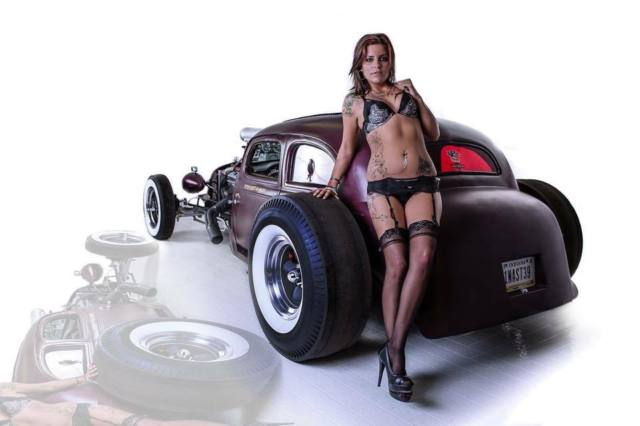 Best 25+ Rat rod girls ideas on Pinterest Women's.