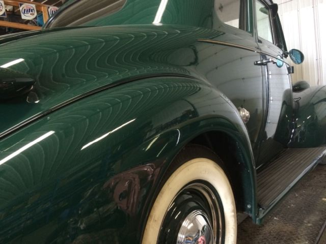 1939 Chevrolet Master Deluxe Business Coupe For Sale