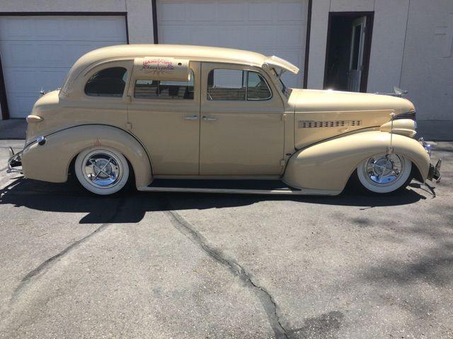 Used Cars Pueblo >> 1939 Chevy Master Deluxe, Bomb, Lowrider, Custom, Street ...