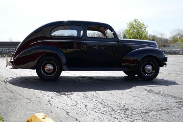 1939 ford deluxe 2 door sedan black beauty for sale for 1939 ford 2 door sedan for sale