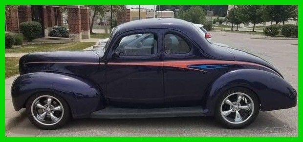1939 Ford Deluxe,Chevy 350 Tuned Port Injection,700R4