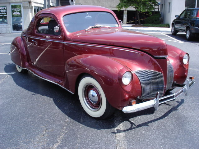 1939 lincoln zephyr 3 window coupe 460cu lincoln v8 custom