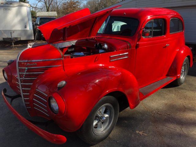 1939 Plymouth 2 Dr Sedan Hotrod Street Rod Pro Rod