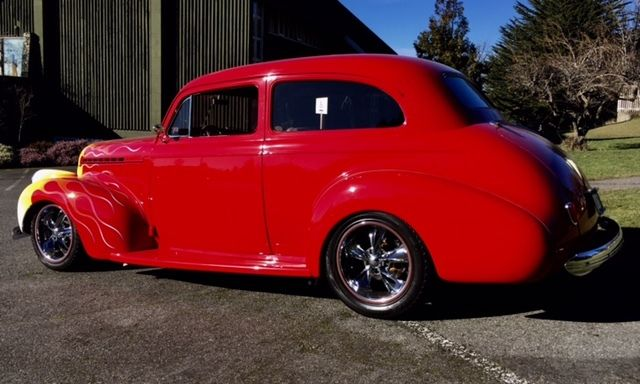 1940 chevrolet 2 door sedan hot rod for sale chevrolet for 1940 chevrolet 2 door sedan