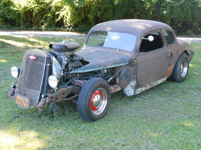 1940 Chevy Coupe Rat Rod  for sale - Chevrolet Coupe 1940