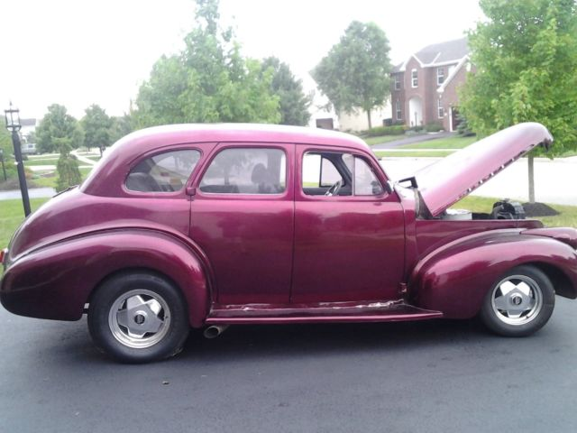 1940 chevy special deluxe 4 door sedan for sale