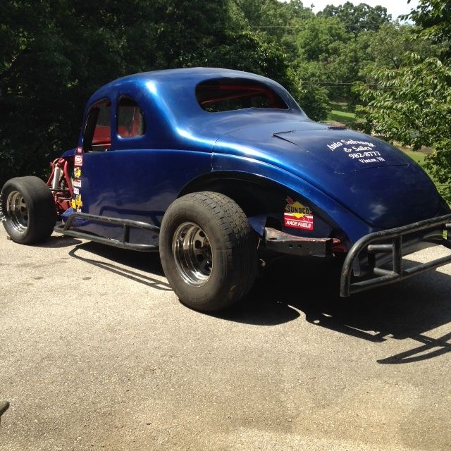 1940 Ford Coupe Race / Drag / Hot Rod For Sale