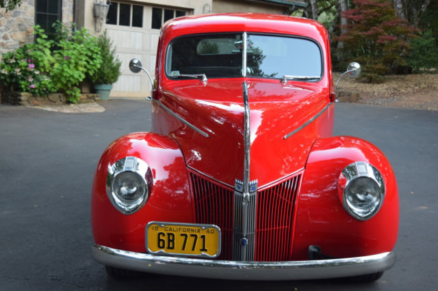 Ford Standard Door Coupe