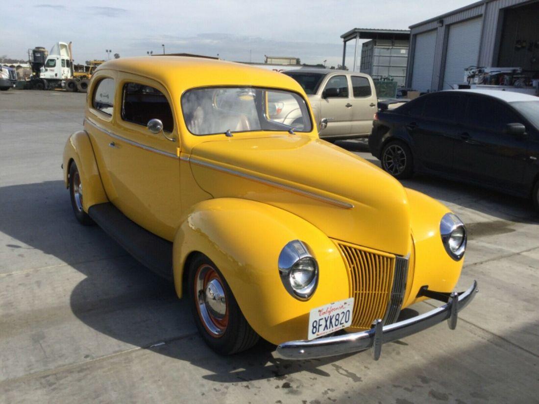 1940 Ford Standard Sedan for sale - Ford Standard 1940 for ...