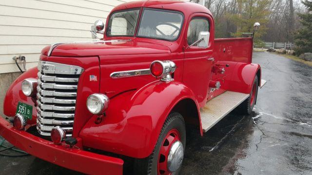 no rust fire truck flat bed dump truck tow truck????? for sale - GMC ...