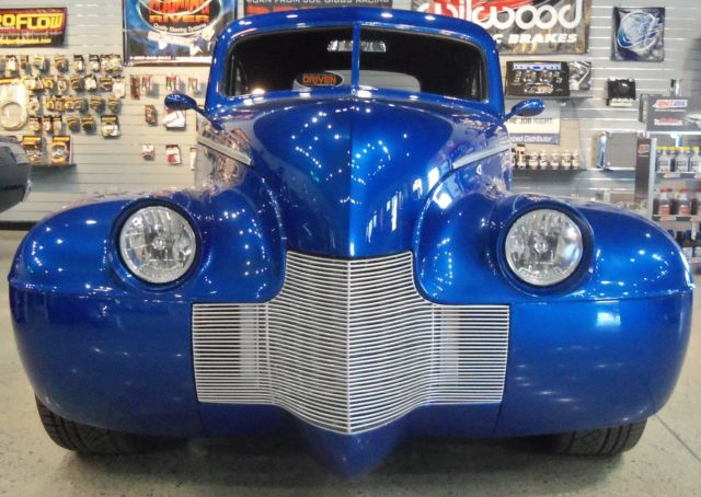 Tubbed 1940 Chevy Gasser - 0425