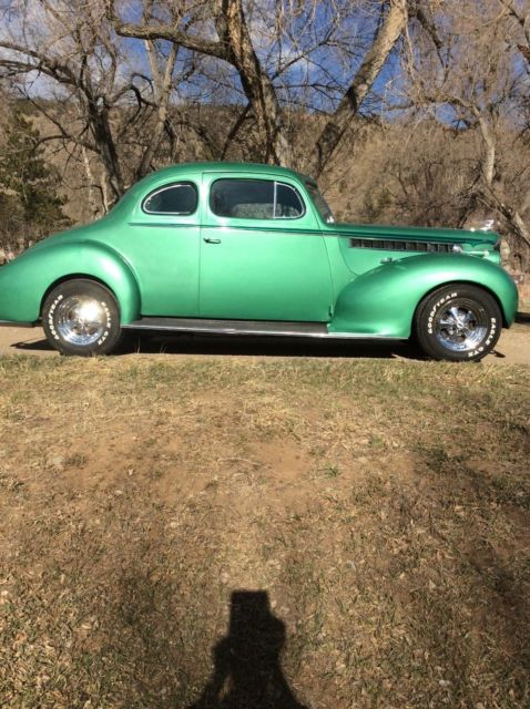 1936 Ford Coupe Parts For Sale >> 1940 Packard 110 Coupe Hot Rod not Chevy Ford Buick Oldsmobile 1935, 1936, 1937 for sale ...
