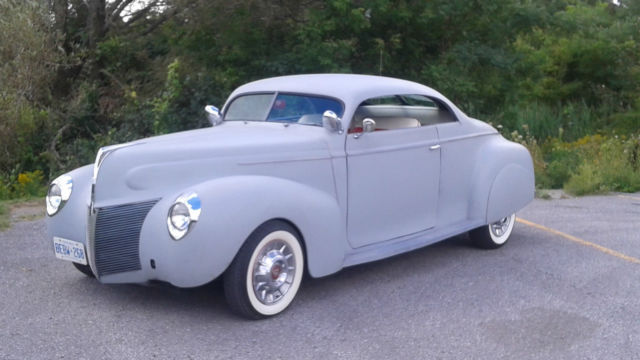 1940 Plymouth P10 Coupe - Hotrod