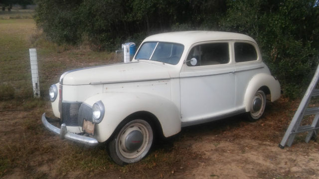 1940 studebaker champion 2 door for sale - Other Makes 1940 for sale
