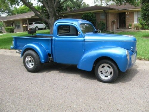 BMW Of Peoria >> 1940s Blue Willys Pickup for sale - Willys 1940 for sale ...