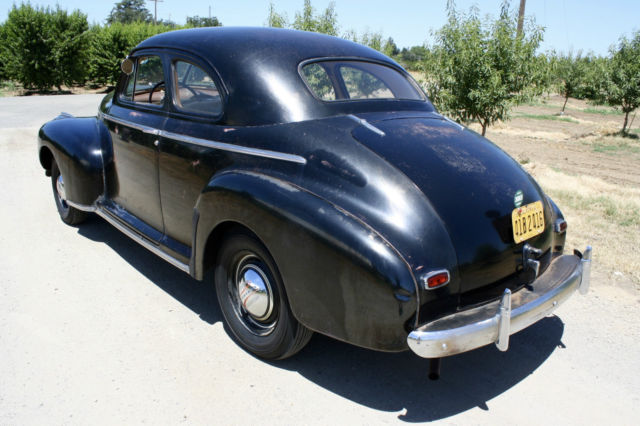 1941 Chevrolet DeLuxe Business Coupe for sale - Chevrolet Other