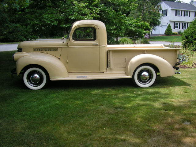 Ford Truck Pickup Hot Rod Rat Rod Custom Nailhead Buick in addition Dodge Truck Chevy Car besides Ab E E Bb B C E E E E D moreover B F Edc Bb F Fbd A E Ff Antique Trucks Vintage Trucks besides Chevrolet Ton Pickup Wwii Half Ton Chevy Truck. on 1941 1946 chevy pickup trucks for sale