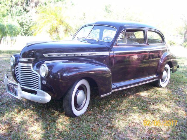 1941 chevrolet super deluxe 2 door sedan for sale for 1941 chevrolet 2 door sedan