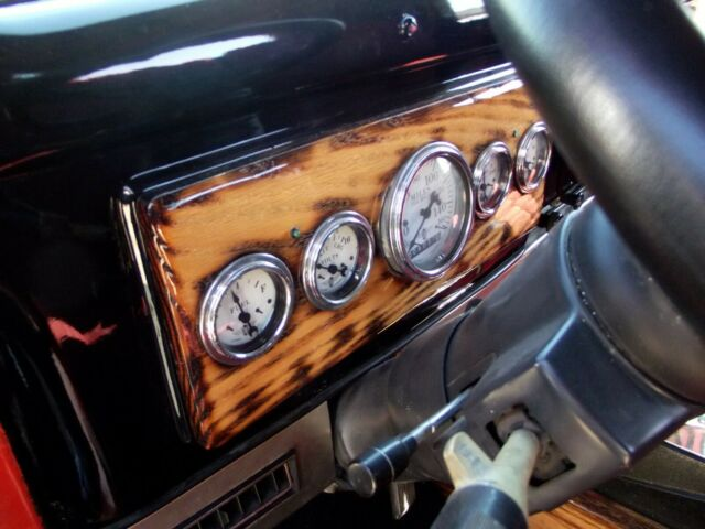 1941 Dodge Pickup 440 Mopar Engine 727 Automatic Hurst