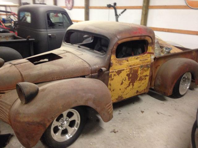 1941 dodge truck rat rod for sale dodge other pickups. Black Bedroom Furniture Sets. Home Design Ideas