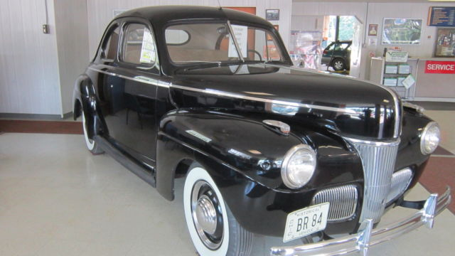 1941 ford 2 dr business coupe deluxe for sale ford other deluxe 1941 for sale in akron ohio. Black Bedroom Furniture Sets. Home Design Ideas