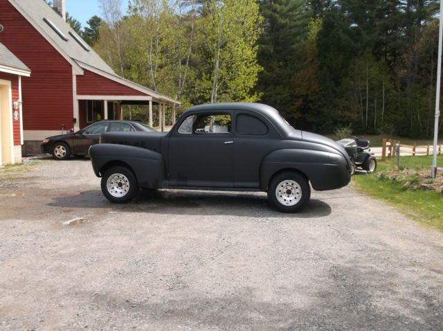 1941 ford 5 window coupe v8 flathead hotrod project for sale ford g80 special deluxe 1941. Black Bedroom Furniture Sets. Home Design Ideas