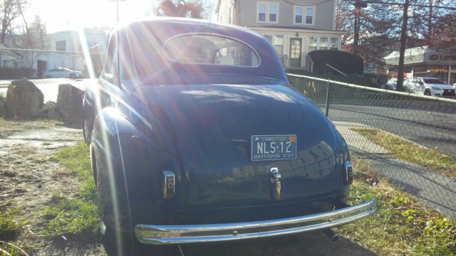 1941 FORD FLATHEAD COUPE HOT ROD GASSER OLD SCHOOL for sale