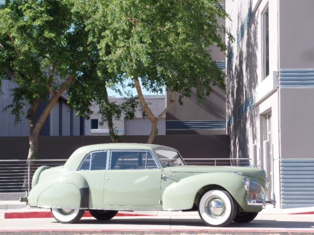1941 lincoln v12 continental coupe beautiful restoration former 100 point winner for sale. Black Bedroom Furniture Sets. Home Design Ideas