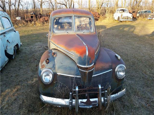 1941 Mercury 4 Door Sedan Flathead 8 Manual For Sale Manual Guide