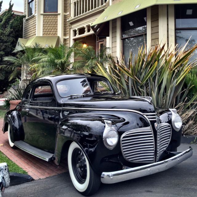 1941 Plymouth Business coupe for sale - Plymouth Other 1941 for sale