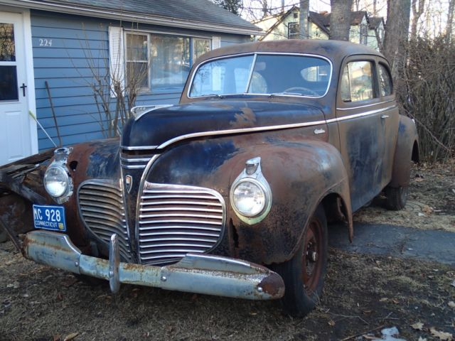 1941 plymouth special deluxe 2 door for sale plymouth for 1941 plymouth deluxe 4 door