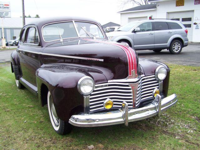 1941 Pontiac Coupe Silver Streak For Sale Pontiac Silver