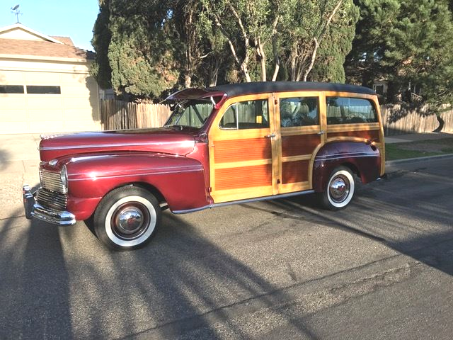 1942 mercury woodie woody wagon for sale mercury woody station wagon 1942 for sale in dana. Black Bedroom Furniture Sets. Home Design Ideas