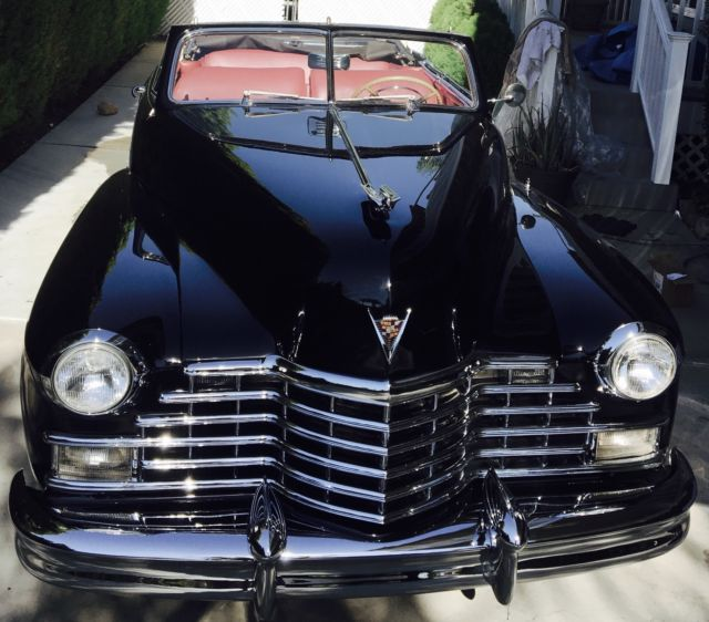 1946 Cadillac Coupe Convertible For Sale