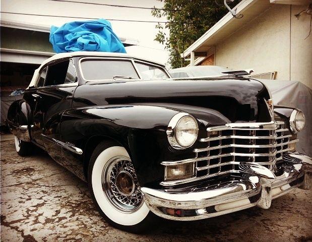1946 Cadillac Coupe Convertible for sale - Cadillac ...  1946 Cadillac C...
