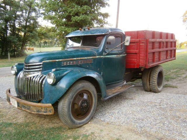 1946 chevrolet 1 5 ton truck for sale chevrolet other pickups 1946 for sale in kensington. Black Bedroom Furniture Sets. Home Design Ideas