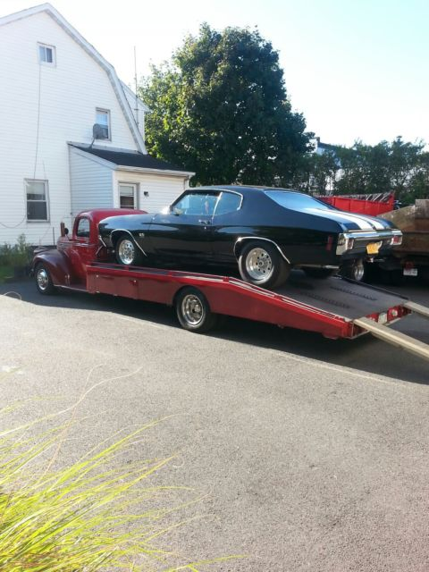 1946 Chevrolet Ramp Style Car Carrier Tow Truck for sale ...