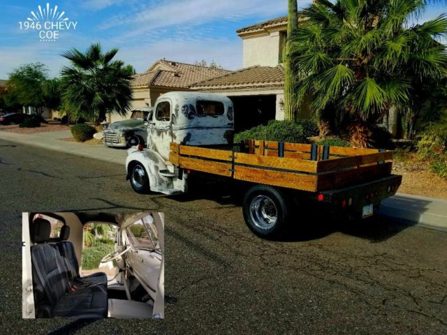 1946 Chevrolet Truck COE Cab Over Engine  All NEW! for sale
