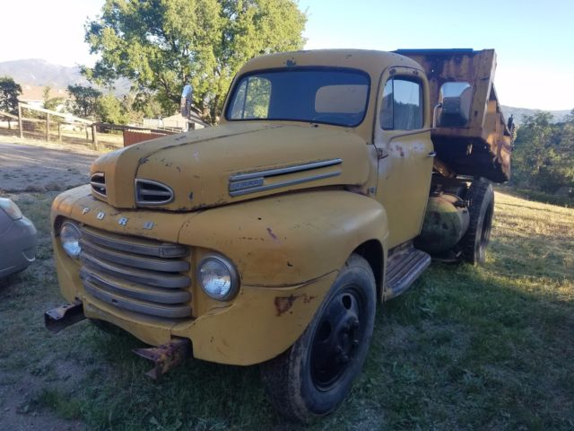 1946 ford f 6 dump truck for sale ford other 1946 for sale in tehachapi california united states. Black Bedroom Furniture Sets. Home Design Ideas