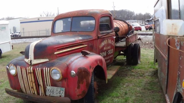 1946 ford fuel gas truck for sale ford other pickups 1946 for sale in cookeville tennessee. Black Bedroom Furniture Sets. Home Design Ideas