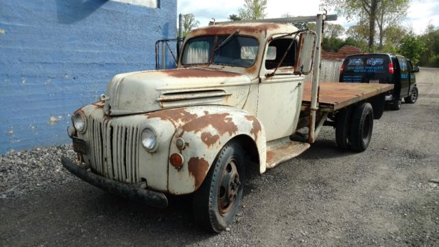 1946 ford truck duelly flat bed for sale ford other pickups 1946 for sale in boston. Black Bedroom Furniture Sets. Home Design Ideas