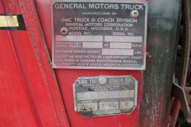 1946 GMC FIRE TRUCK for sale - GMC Other 1946 for sale in