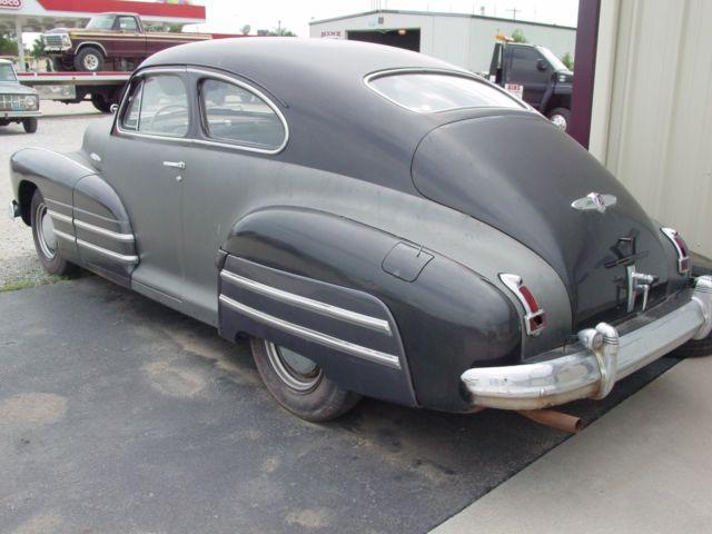 1947 Buick Sedanette Model 46s Barn Find For Sale