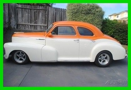 1947 chevrolet stylmaster 2 door coupe small block 350 v8 for 1947 chevy 2 door coupe