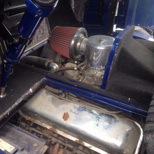 1947 Chevy COE Rat Rod Car hauler Cab Over Engine Long box