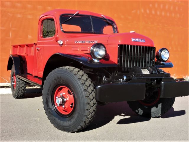 sale dodge power wagon 1947 for sale in tempe arizona united. Cars Review. Best American Auto & Cars Review